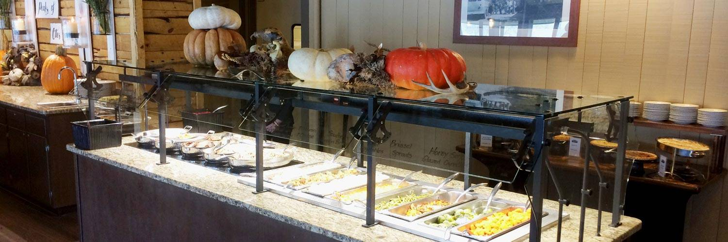 Thanksgiving Buffet - Peaks of Otter Lodge
