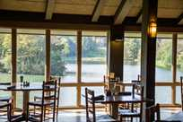 Peaks of Otter Lodge Lake View Dining Room